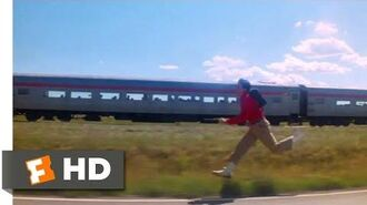 Superman (1978) - Outrunning a Train Scene (2 10) Movieclips