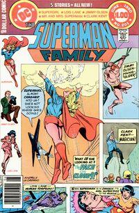 Superman Family 201
