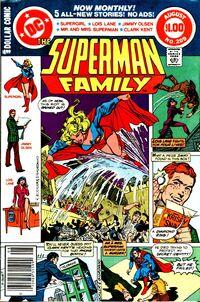 Superman Family 209