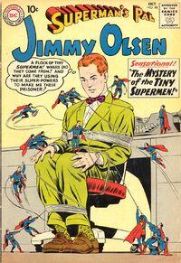 Supermans Pal Jimmy Olsen 048