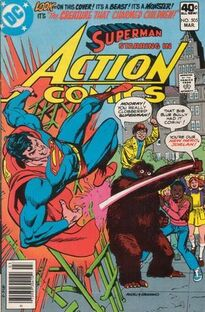 Action Comics Issue 505