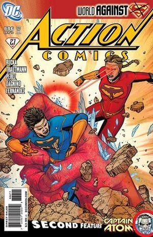 Action Comics 886