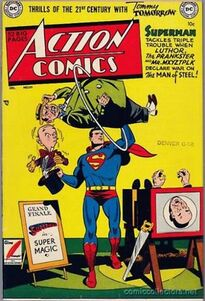 Action Comics Issue 151