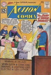 Action Comics Issue 286