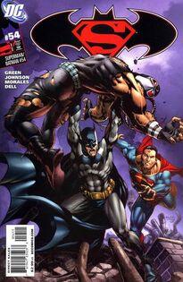 Superman Batman 54