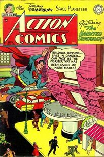 Action Comics Issue 186