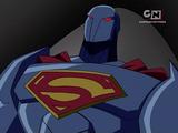 Superman Robot (The Batman)
