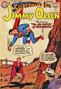 Supermans Pal Jimmy Olsen 006