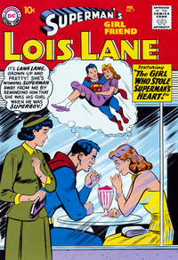 Supermans Girlfriend Lois Lane 007