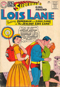 Supermans Girlfriend Lois Lane 031