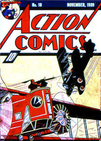 Action Comics Issue 18