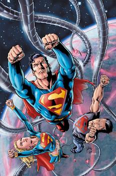 SUPERMAN LAST STAND OF NEW KRYPTON 2