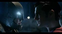 BATMAN VS SUPERMAN Trailer Comic Con 2015