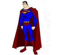 Superman ani