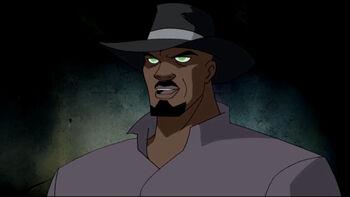 John Stewart (Justice League Unlimited)