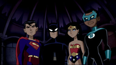 Young Justice (Justice League Unlimited)