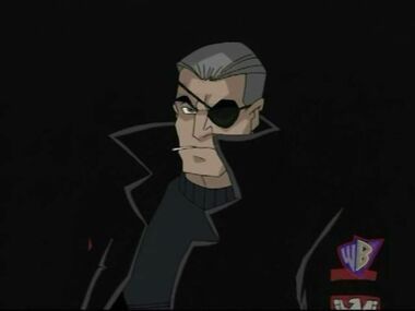Nick Fury (X-Men Evolution)