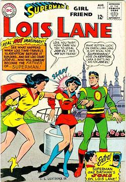 Superman's Girlfriend Lois Lane Vol 1 39