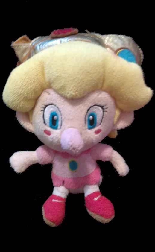 Baby Peach Supermario Plushkids Wikia Fandom