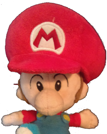 Baby Mario The Bad Boy Supermario Plushkids Wikia Fandom