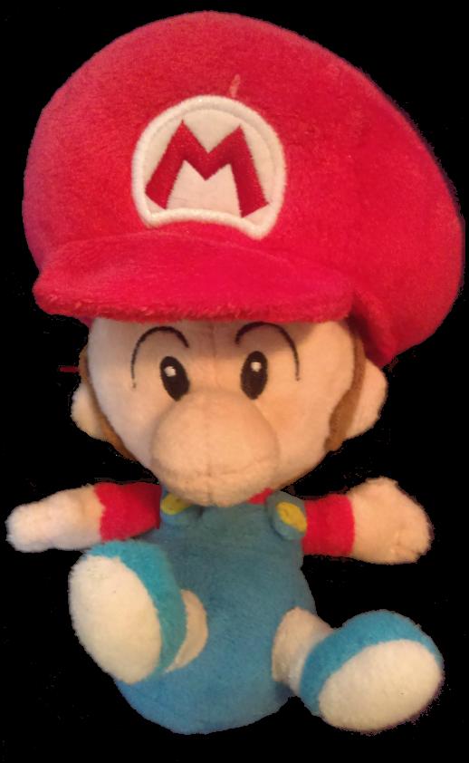 Baby Mario The Bad Boy Supermario Plushkids Wikia Fandom