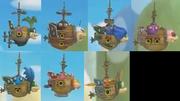 Koopaling airship