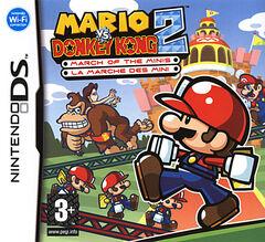 Mario vs donkey kong 2 la marche des mini recto eur