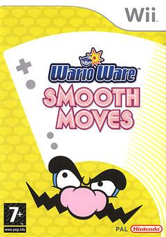 Warioware smooth moves recto eur