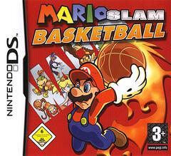 Mario slam basketball recto eur