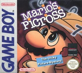 Marios Picross