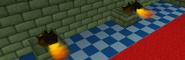 Bowser's Castle MK64