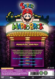 Mario DVD takakansi