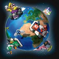 Mario Kart DS 1
