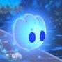 Blue Lava Bubble