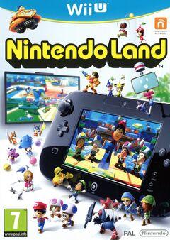 Nintendo land recto eur
