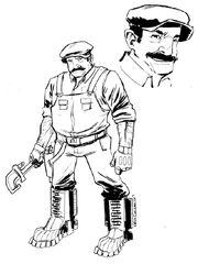 Mario concept