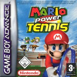 Mario Power Tennis GBA