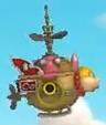 Wendy Airship