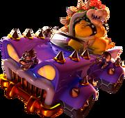 Bowser Mobile Artwork - Super Mario 3D World