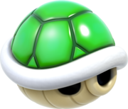561px-Green Shell Artwork - Super Mario 3D World