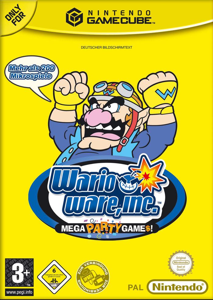 WarioWare, Inc : Mega Party Game$!   Mario Wiki   FANDOM