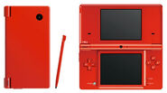 DSi15 red