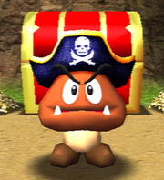 Captain Goomba