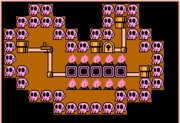 Castle of Koopa NES