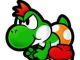 Yoshi (Paper Mario: The Thousand-Year Door)