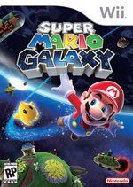 Mario galaxy boxart