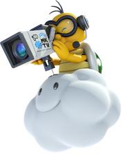 Lakitu - Mario Kart 8