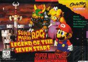 Super Mario RPG kansi
