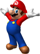 MarioParty8Mario