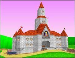 Peachy Castle